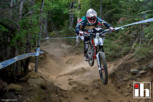 UCI World Championships Mont Saint Anne - Downhill Timed Runs