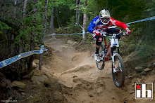 UCI World Championships Mont Saint Anne - Steve Peat Interview
