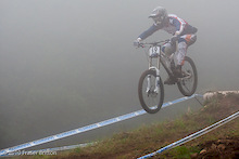 UCI World Championships Mont Saint Anne - Friday DH Practice