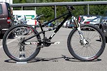 DMR Bolt Slopestyle Prototype - Eurobike 2010
