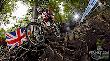 UCI World Championships Mont Saint Anne - Stevie Smith