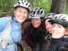 Women of Mountain Biking survey results released!