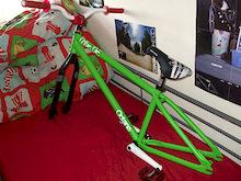 new bike apart from wheels