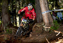 Nick Beer wins the iXS European Downhill Cup's overall