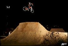 Tyler McCaul 360 Downside Double Tailwhip