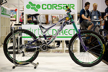 Kelly McGarry's Custom Corsair stolen from Interbike