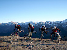 Kicking Horse Bike Park - Trail Crew Update #9 - 2010