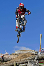 2010 Halo British Downhill Series Final | Caersws