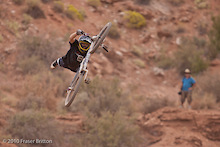Red Bull Rampage The Evolution Thursday - People Sending it!