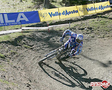 WC DH and 4X take place this weekend, PILA in Italy