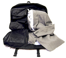 Do you commute to work or school? Check out the SuitSak.