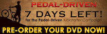 Pedal-Driven: Only 7 days left to pre-order DVD