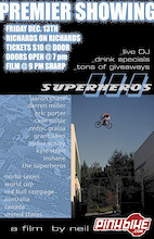 Superheros III Premiere - Vancouver BC