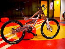 Jezken Prototype Gearbox DH Bike - The Interview