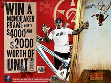 Unit Announces Huge Andreu Lacondeguy Facebook Giveaway!
