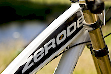 Zerode Bikes... Almost there!