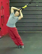 TRX Training for Mountain Biking
