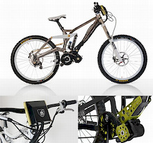 Electric Assist Downhill Bikes?