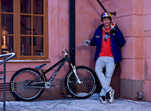 Martin Soderstrom joins Specialized Freeride Team for 2011