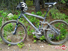 Rocky Mountain ETSX-50 - An XC Trail Bike for XC Trail Riders
