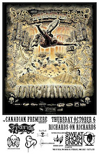 New World Disorder 6 Premiere in Vancouver B.C.