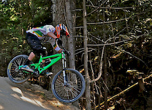 Chris Del Bosco on Cove Bikes