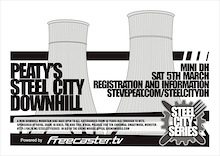 Peaty's Steel City Downhill