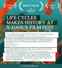 Life Cycles Breaks New Ground in Action Sports Films