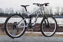 Norco's Prototype DH Bike Explained On Video