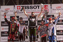 Minnaar and Global Win Downhill Titles