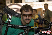 Starting to feel the pain of Interbike-Day #3 of the Indoor Expo - Part #1