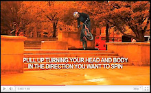 Danny MacAskill spills the beans in a series of how to videos