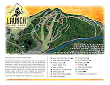 Launch Bike Park at Spring Mountain (Pennsylvania)