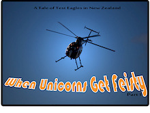 Test Eagles in New Zealand Part 1