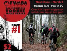 Fraser Valley (B.C.) Toonie Race Series