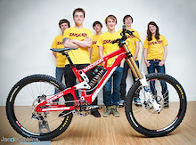 Madison Saracen DH Team Launched