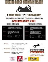 Kicking Horse Update