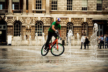 Danny MacAskill How To: 360 Tire Tap