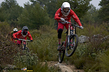 Wallner Bros riding in Madrid