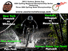 Eastern States Cup Dates