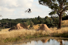Andreu Lacondeguy's Australian Vacation