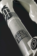 RockShox BoXXer Keronite - First Look