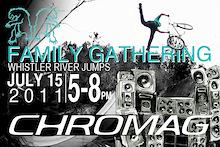 Chromag Family Gathering - Tomorrow!