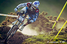 Gee Atherton wins Round 2 of the Halo BDS