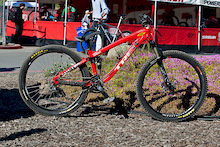 Brandon Semenuk's Slope Bike - Sea Otter Day 2