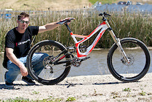 Curtis Keene's Specialized Demo 8 - Sea Otter Day 2
