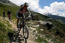 Livigno, Italy,  Welcomes the Oakley Women Mountain Bike Camp 2011