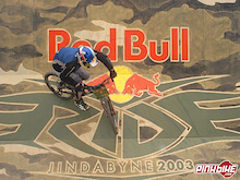 Red Bull Ride Wrapup
