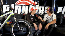 Aaron Chase Interviewed by McCaul - Sea Otter 2011