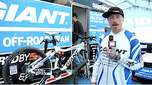 Duncan Riffle Bike and Trailer Check - Sea Otter 2011